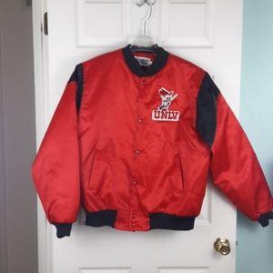 Vintage Chalkline UNLV Runnin Rebels Jacket
